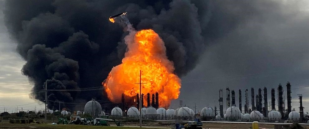 TPC Explosion